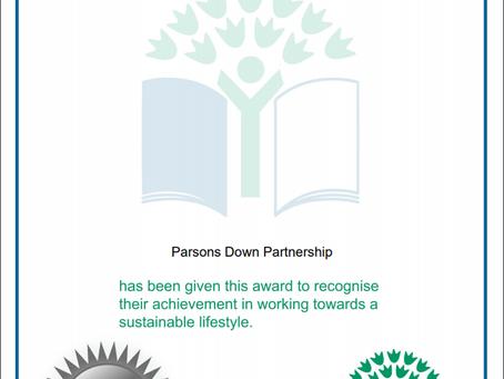 Eco-Schools Silver Award!