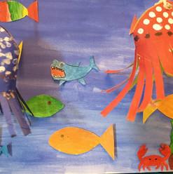 World Ocean's Day Crafts