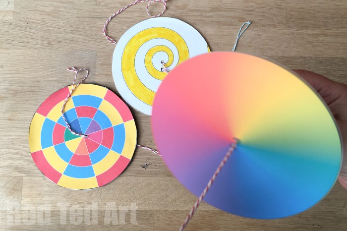 Paper Spinners