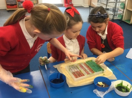 Year 2 Chocolate Workshop