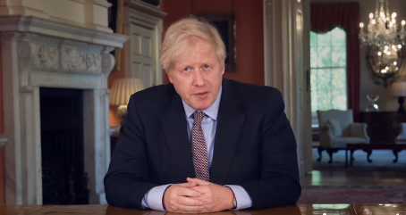 Prime Minister Boris Johnson To Address All School Leavers