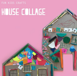 Make a House Collage