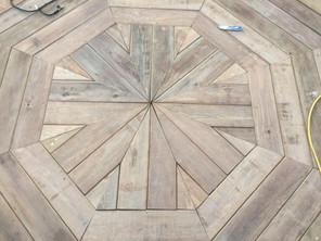 Gazebo floor