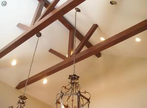 Truss style beams