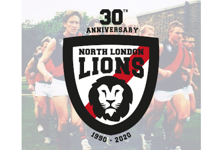 30th Anniversary Logo Unveiled
