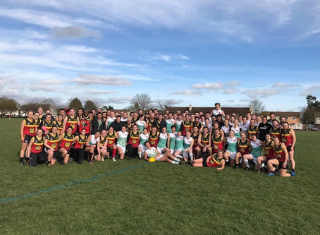 Huge Day in Cambridge