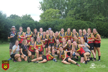 Lionesses Claim London AFL Glory