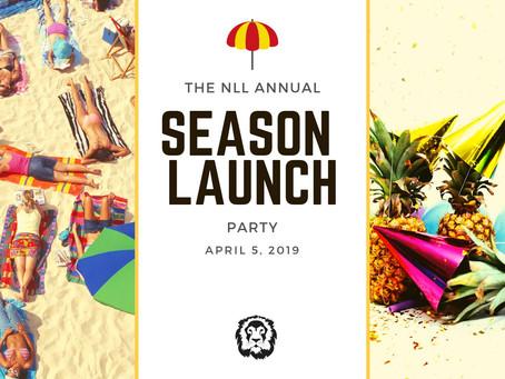 Season Launch April 5