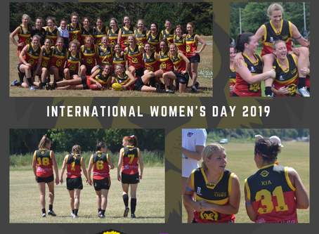 Celebrating the Lionesses on International Women's Day