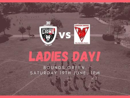 Ladies Day June 19