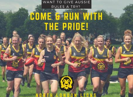 Come Run With The Pride in 2019