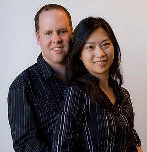 RelationScience founders Dr. Thomas and Hannah Luttrell