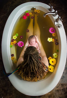newborn-session-bath-with-flowers-3-of-7