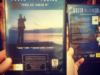 DVDs Have Arrived