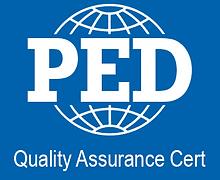 CE PED CERTIFICATE - BALL VALVES - AIRA EURO AUTOMATION PVT. LTD - VALVES MANUFACTURER COMPANY