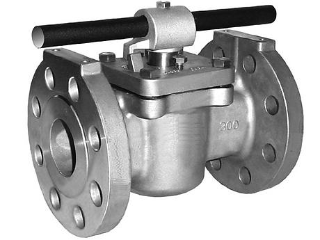 Plug Valves - Cast Steel - Stainless Steel - ZAC - AIRA - MARCK - Manual - Pneumatic – Motorized