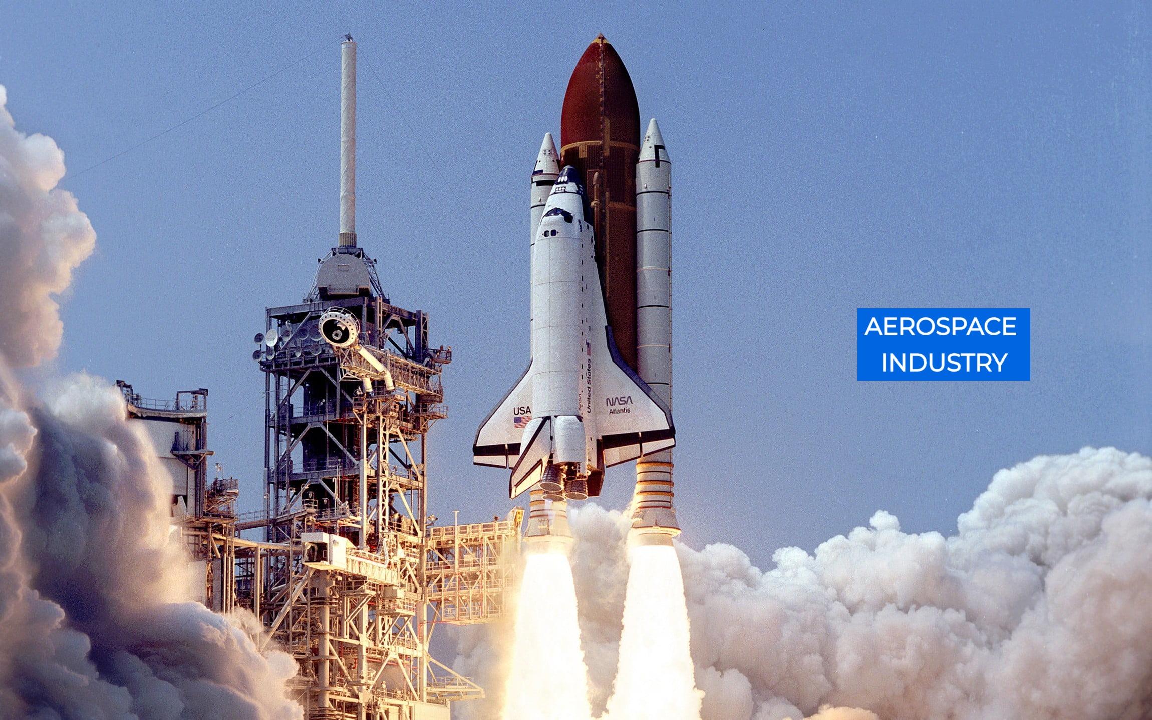 Aerospace Industry - Aeronautical Industry - Aviation Industry - Cryogenics Industry - Space Shuttle