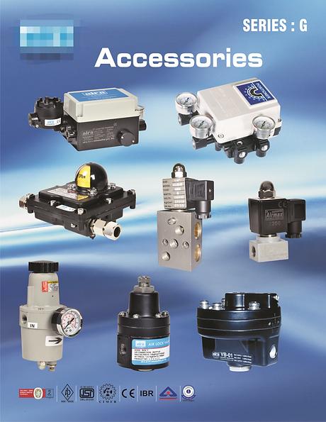Valve Accessories - Pneumatic Accessories - ZAC - AIRA - MARCK - Manual - Pneumatic - Motorized