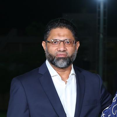 Mr. Hasib Kapadia - Managing Director - ZAC Valves & Fittings - Vadodara - Mumbai - Dubai