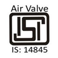 ISI 14845 (AIR VALVE) - BIS - HAWA ENGINEERS LTD. - MARCK BRAND - VALVES MANUFACTURER COMPANY