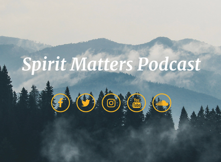 Spirit Matters Podcast—An Interview with Jac
