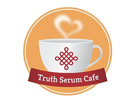 Join Jac for the Truth Serum Cafe!