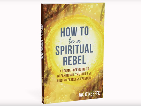 "New Harbinger interviews Jac about her book, ""Spiritual Rebel"""