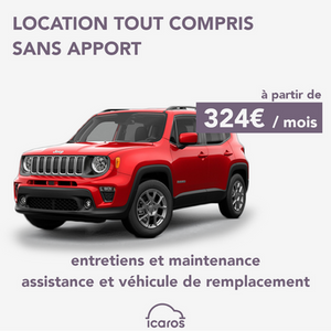 jeep renegade location longue durée