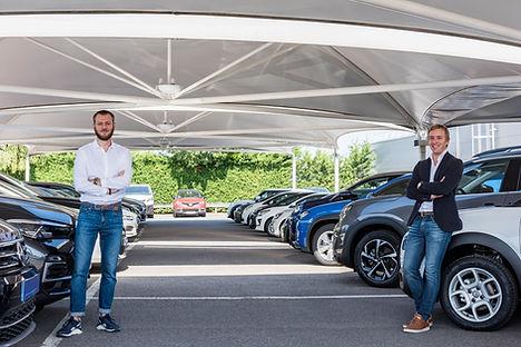 fondateurs icaros abonnement voiture