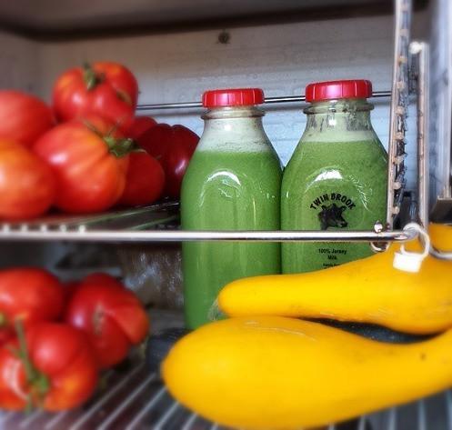 Superpowered Green Drink