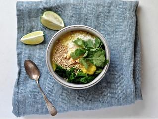 Kitchari: An Ayurvedic Recipe