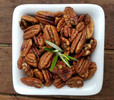 Maple Rosemary Pecans