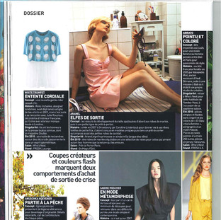 Fashion Daily News mai 2009