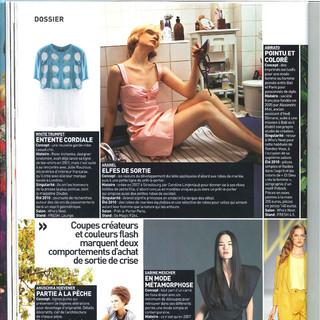 Fashion Daily News mai 2009