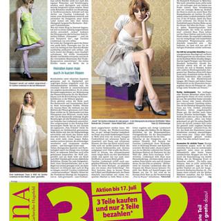 Journal allemand (février 2014)