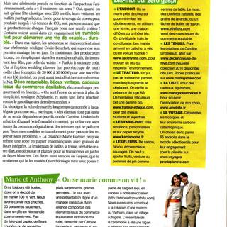 Magazine Avantages juillet 2009
