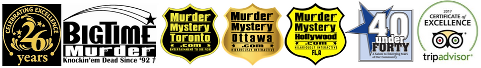 Murder Mystery Toronto Entertainment Since 1992