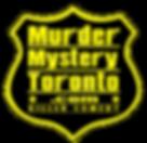 Murder Mystery Toronto Logo