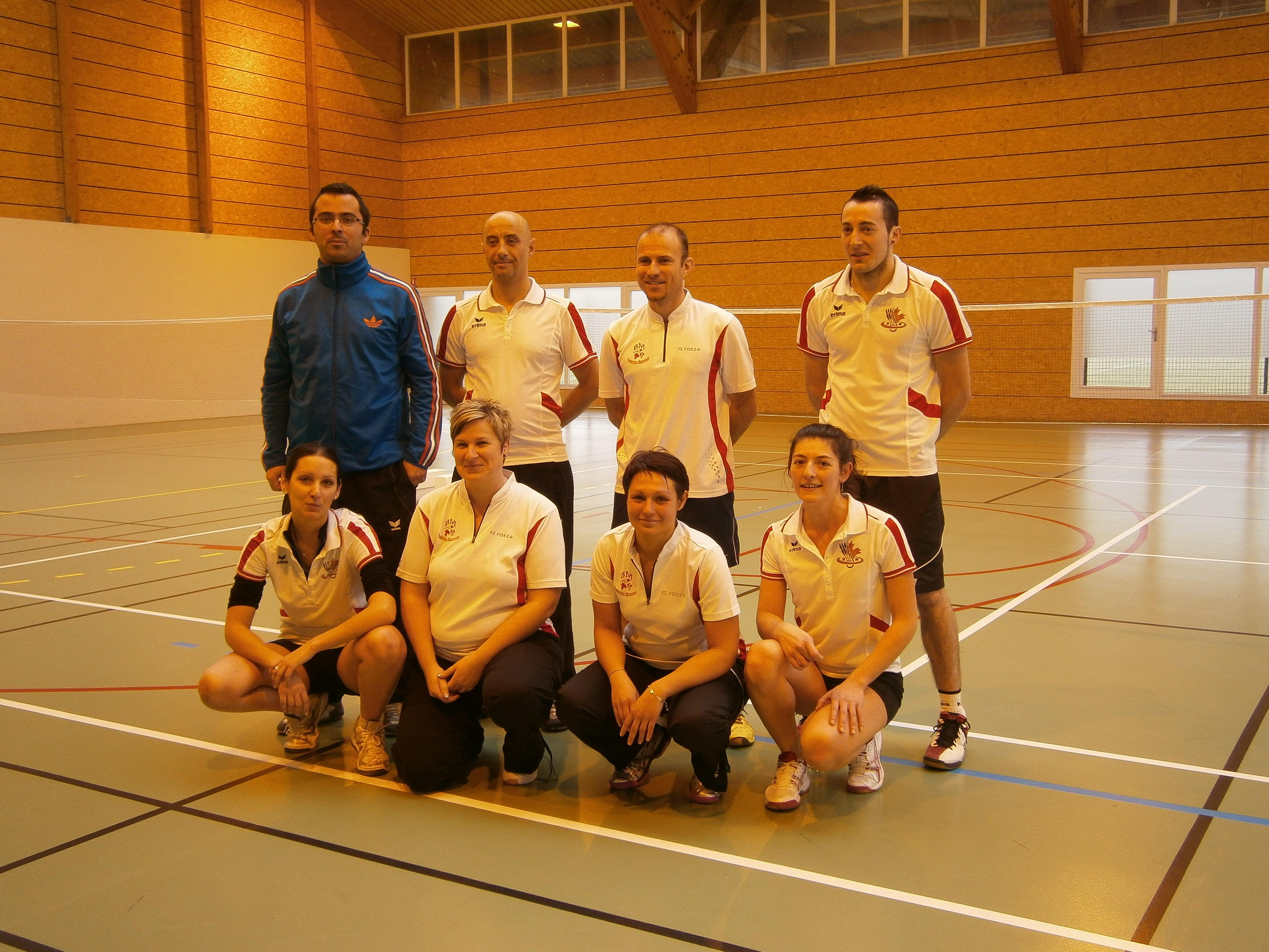 Mâcon Equipe 2 - 2014