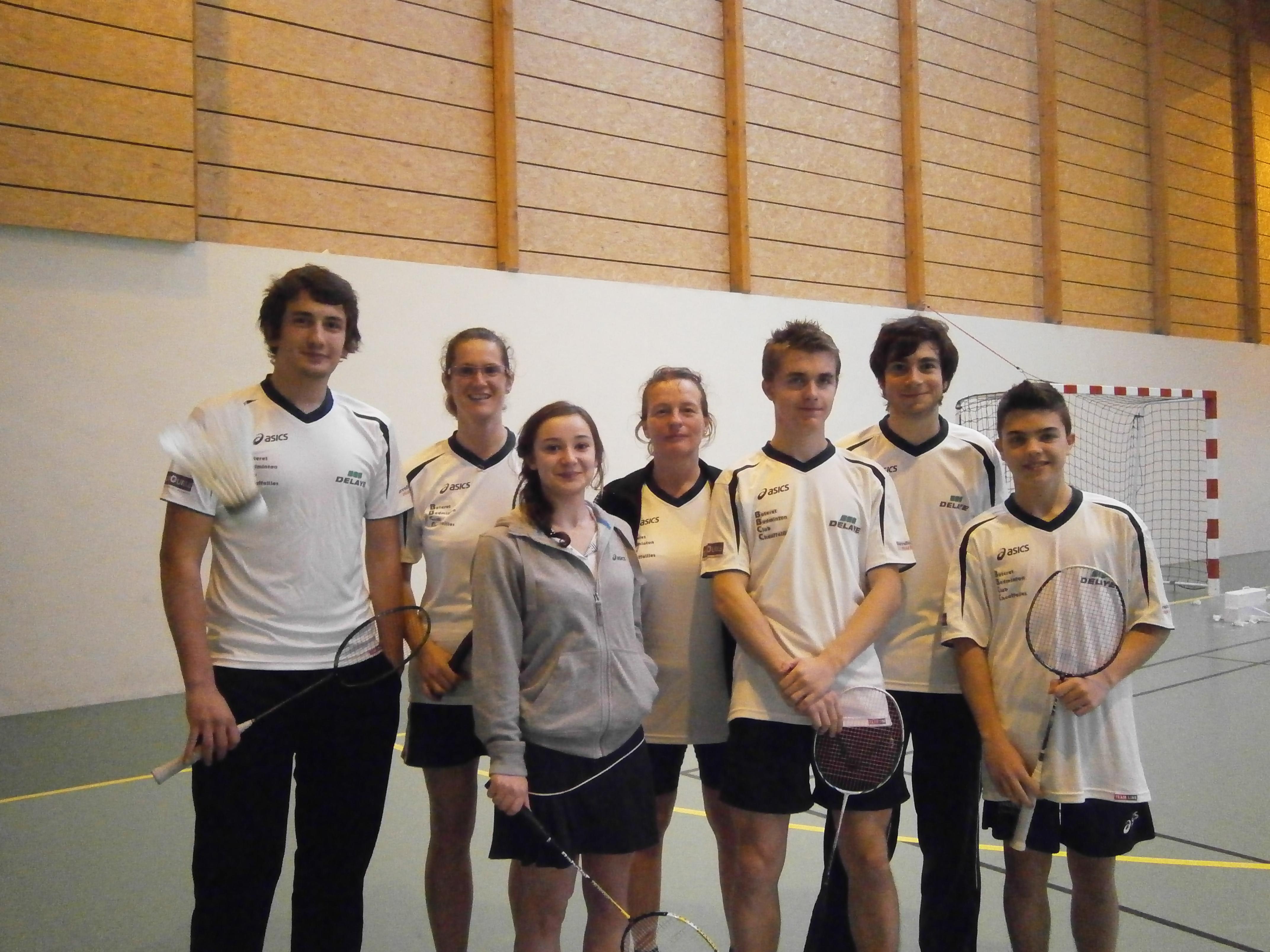 Chauffailles - Equipe 1 - 2014