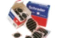 Pezze mastici e rattoppi per riparazione pneumatici
