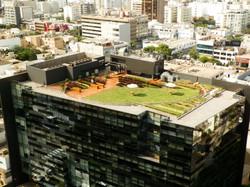 """Green Rooftop """"Pardo y Aliaga"""""""