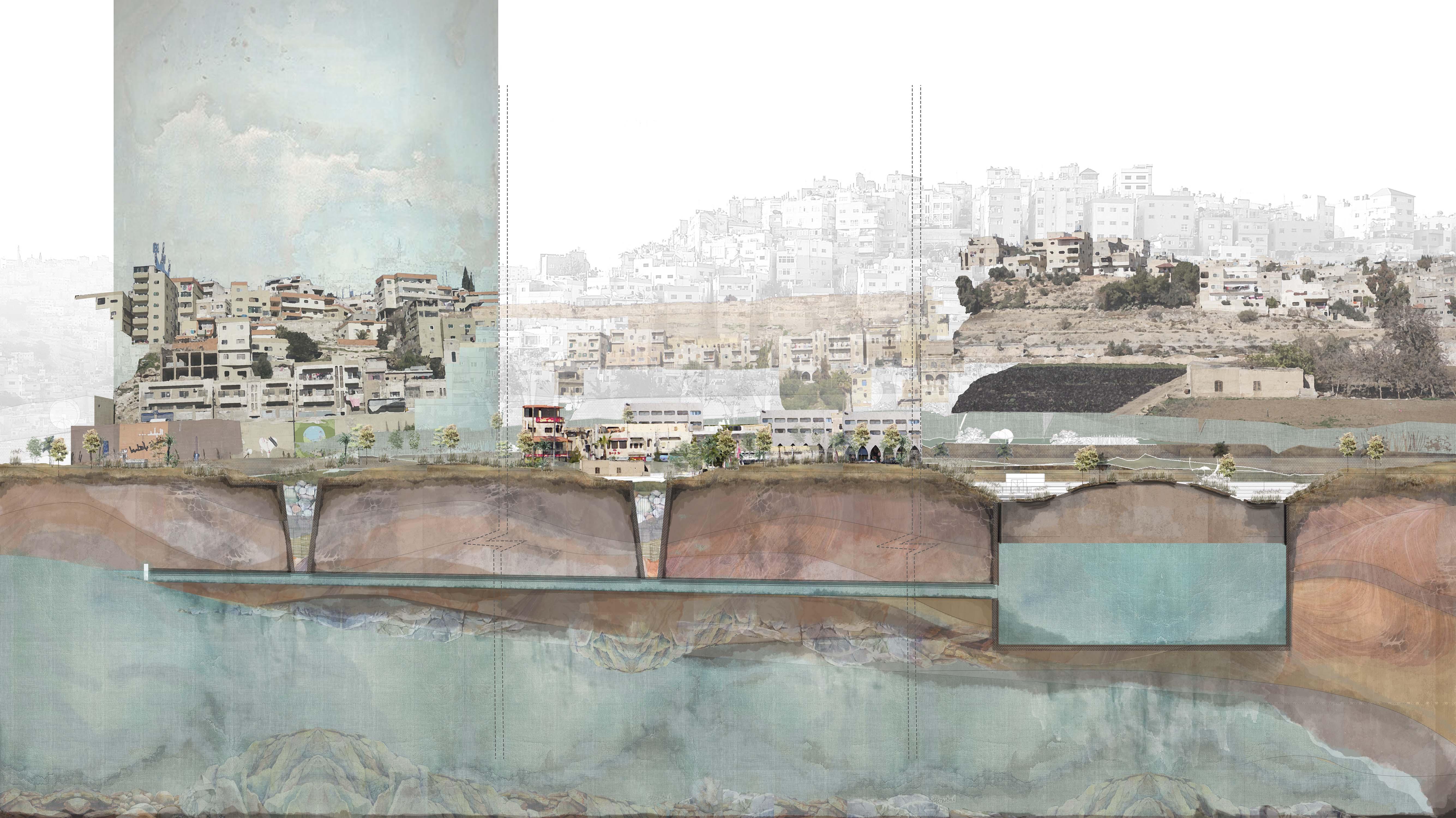 Contemporary Qanat