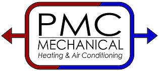 PMC Mechanical Heating and Air Logo