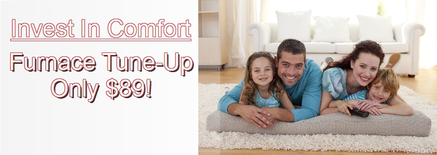 Furnace Tune-Up Only $89!