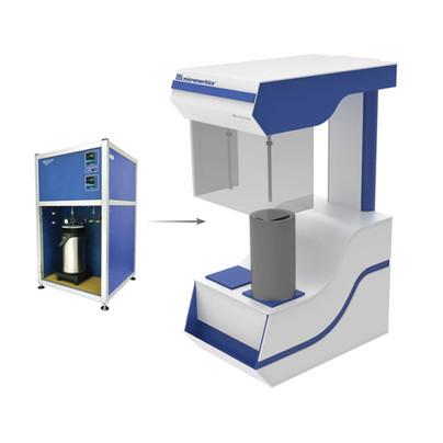 Micromeritics Instrument Redesign