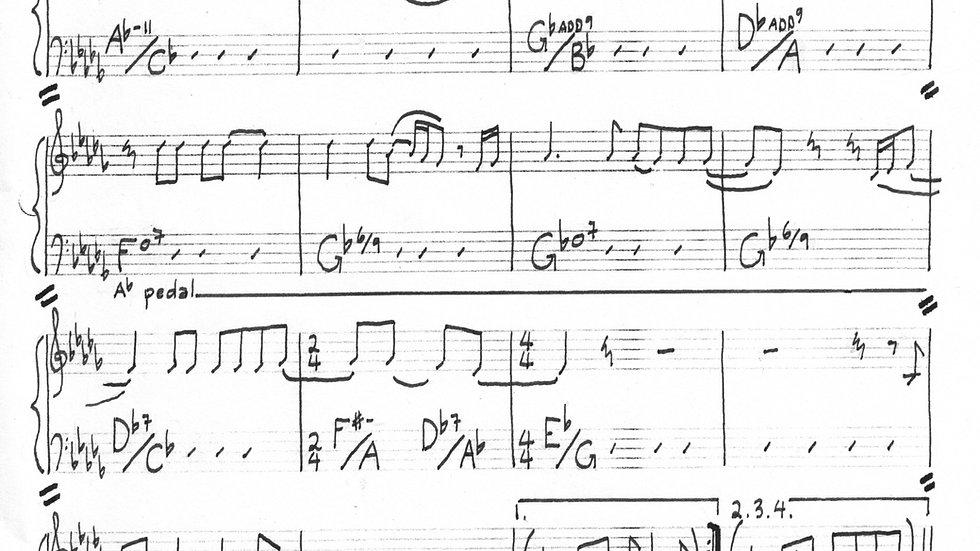 Arrangements/Customized music engraving