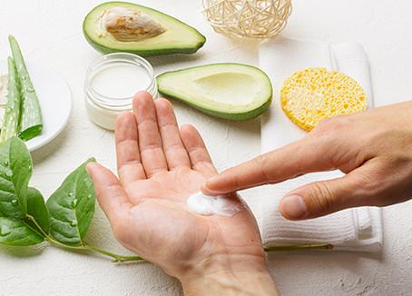 Lutter contre le dessèchement des mains.