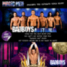 Brisbane Ladies Night Out with the hottest male strippers