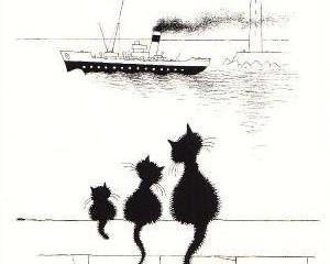 The Titanic Cat - Jenny's Story